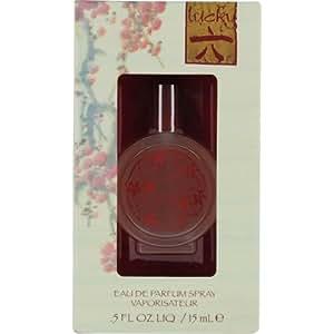 Lucky Brand Lucky Number 6 Eau De Parfum Spray for Women, 0.5 Ounce