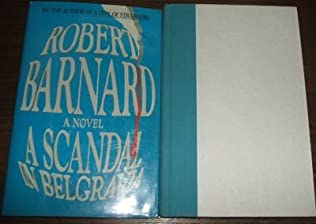 book cover of A Scandal in Belgravia