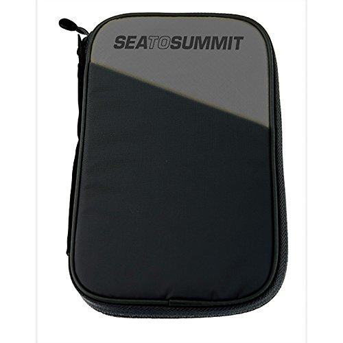 Sea to Summit Travelling Light Travel Wallet RFID, Black, Large