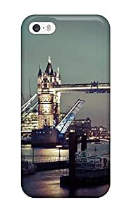 Hot XkHkvAz7482jZcOc Case Cover Protector For Iphone 5/5s- Tower Bridge Of London