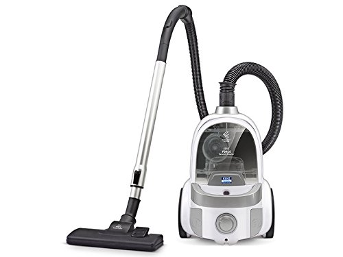 KENT Force Cyclonic Vacuum Cleaner 2000-Watt (White & Silver)