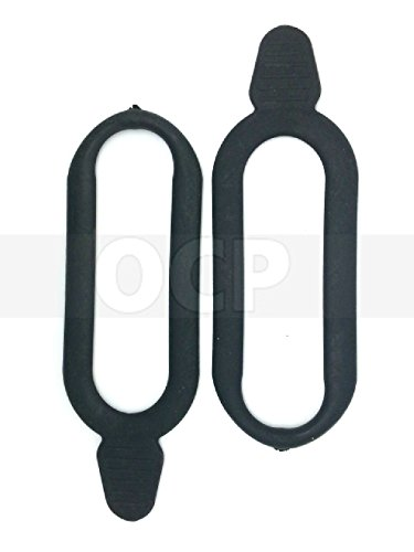 GUN RACK Replacement SNUBBERS SNUB1 Pair fits FlexGrip V-Grip ATV TEK