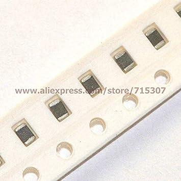 Davitu 100pcs SMD chip varistor 0805 Color: 250pF 34.5V 60A Max DC Volts = 26V - 2012, L x W = 2.0 x 1.25mm