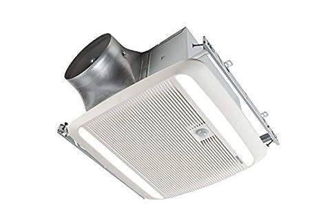 Amazon.com: Broan zb110ml1 110 CFM 0,3 Sonio Ventilador de ...