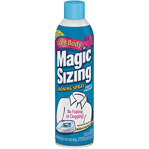 Magic Sizing Spray Light Body 20 oz Cans (Pack of 2) by Magic