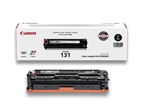 Canon Laser Oem Cartridge (Canon Original 131 Toner Cartridge - Black)