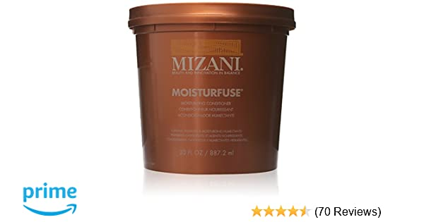Amazon.com : Mizani Moisturfuse Moisturizing Conditioner for Unisex, 30 Ounce : Standard Hair Conditioners : Beauty