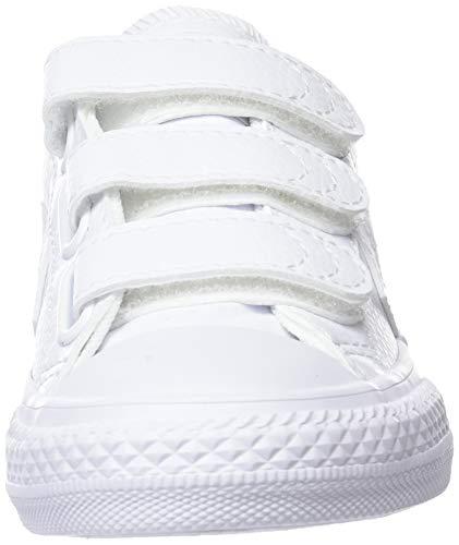 Lifestyle Para Ox Blanco white Converse 3v Player white Star 100 Zapatillas Ev Unisex Niños white dBwqBHx8
