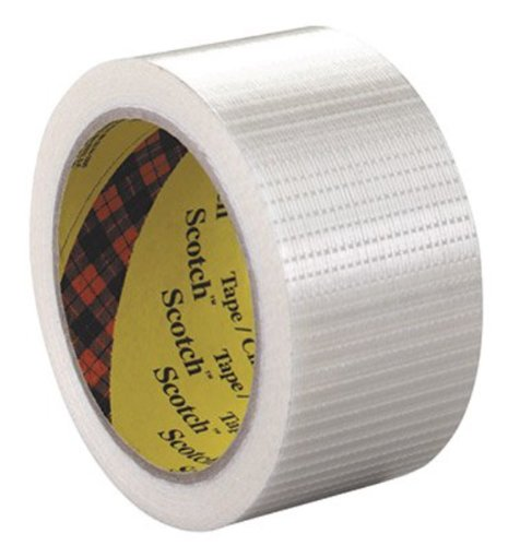 MMM8959RD - Bi-Directional Filament Tape (Packaging Tape Scotch Application Extreme)