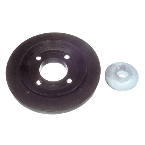 Danco 88360 Flush Valve Seal & Stop for Mansfield, Black ()