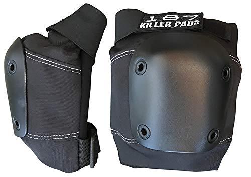 187 Killer Pads Slim Knee Black