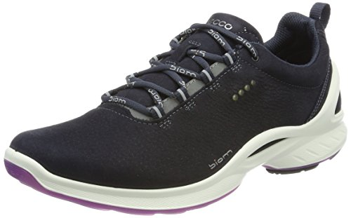 Cheap ECCO Women's Biom Fjuel Train Walking Shoe, Navy, 39 EU/8-8.5 M US ecco walking shoes