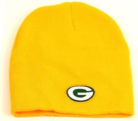 Amazon Com Green Bay Packers Beanie Knit Hat Scully Cap Knit Classic Clothing