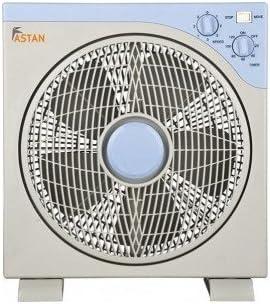 Deluxe / Ventilador de Suelo o Sobremesa Potencia 40W / 3 Velocidades Ajustables/Diametro 30 cms / 5 aspas de Ventilador/Silencioso/Rejilla de Protección Rotatoria/Protección Sobre Calentamiento: Amazon.es: Hogar