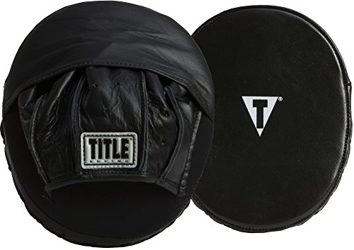 TITLE Razor Punch Mitts by Title Boxing