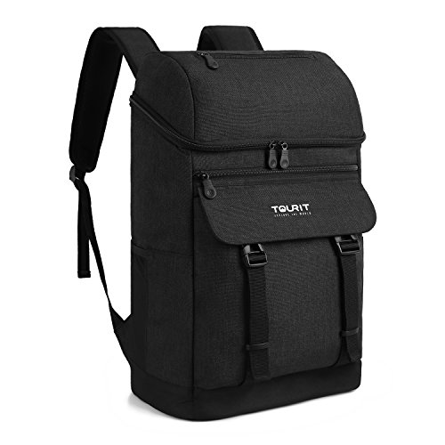 TOURIT Insulated Cooler Backpack for Men Women to Picnics,Camping,Beach,Day Trip