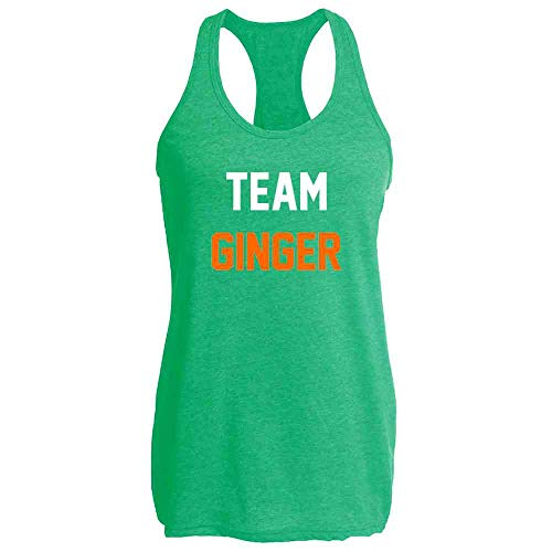 Pop Threads Team Ginger Funny St. Patrick's Day