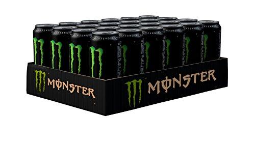 Monster Energy Drink blik 500 ml (verpakking van 24)
