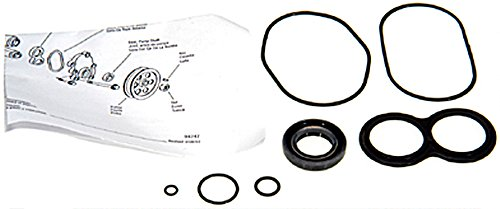 Gates 351610 Power Steering Pump Seal - Pump Steering Vigor Acura