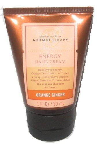 omatherapy Orange Ginger ~ Energy ~ Hand Cream, 1 fl. oz. (30 ml), Travel-Sized (Orange Ginger Essence)