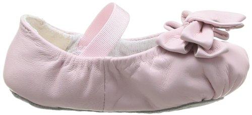 Bloch Baby Ayva - Patucos para niñas Baby Pink