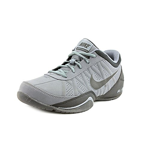 r Ring Leader Low Basketball Shoe Dark Grey/Black Size 12 M US ()