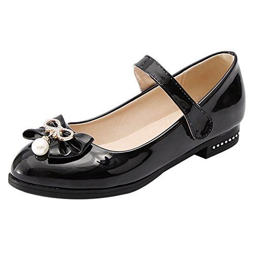 Femmes Jane JOJONUNU Black Escarpins Mary Mode dqqw18S