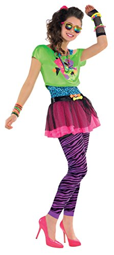 Teen Valley Girl Costumes (Totally Awesome Teen/Junior Costume - Teen Medium)