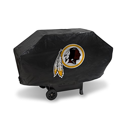 NFL Washington Redskins Vinyl Padded Deluxe Grill Cover