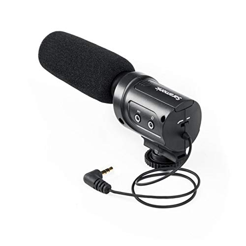 SR-M3 Special Recording Equipment for Directional Condenser Microphone SLR Camera -