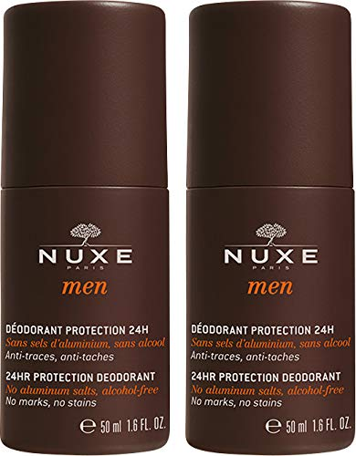 Déodorant 50 2 Protection Men Nuxe Lot Ml 24h De X KclF1J
