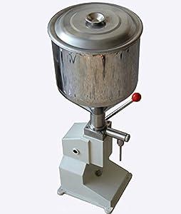 TOPCHANCES A03 Manual Filling Machine for Cream Shampoo Cosmetic Lube Fluid Food