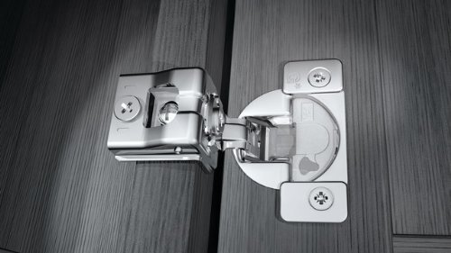 Grass Tec Soft-close Hinge Face Frame Hinges with Integrated Soft-close (45mm 1.25 inch OL)