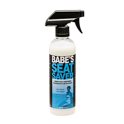 Babe's Boat Care BB8216 BABE'S SEAT SAVER PINT BOAT CARE SEAT SAVER by Babe's Boat Care (Image #1)