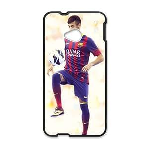 Generic Case Bienvenido Neymar For HTC One M7 F6H7897628