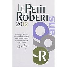 Dictionnaire Le Petit Robert 2014