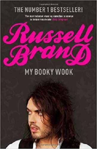 Book By Russell Brand: My Booky Wook