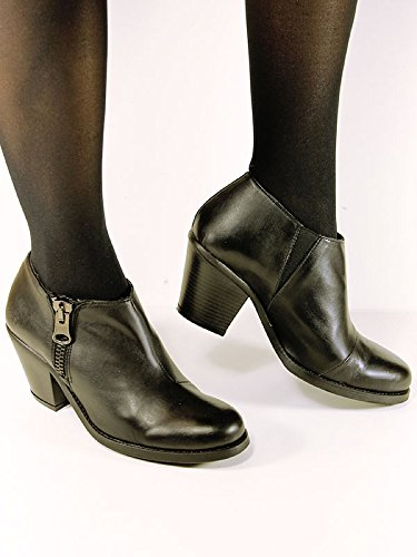 Will's Vegan Shoes Luxe heeled shoes black