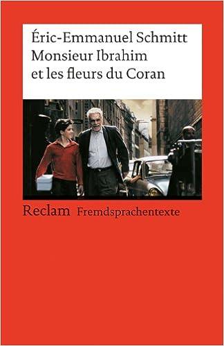 monsieur ibrahim et le fleur du coran