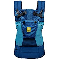 Lillebaby Complete Airflow 6-in-1 Ergonomic Baby & Child Carrier (Blue/Aqua)