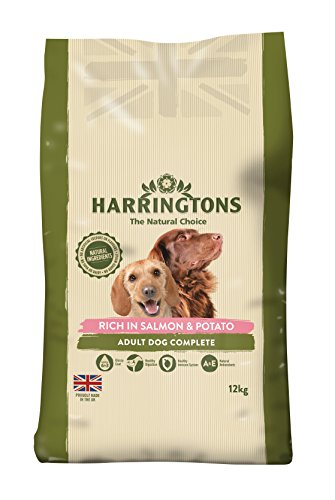 Harringtons Complete Dog Salmon & Potato 12kg