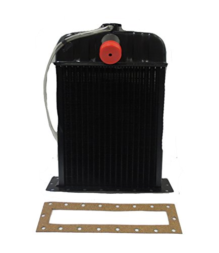 NEW Replacement Radiator 351878R93 for IH Farmall Cub Tractor and Cub Lo-Boy Tractors (23977AM)