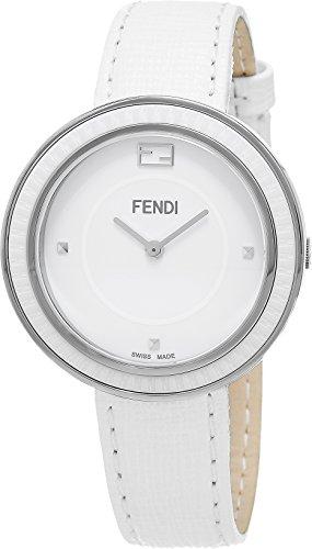 Buy fendi white leather dress - 3
