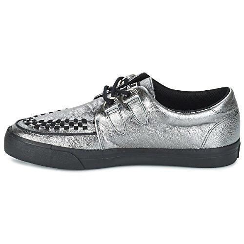miste Leath adulti per sneakers miste D K U T Sneakers Ring Vlk Silver basse Creep Glit ZOfw6zq