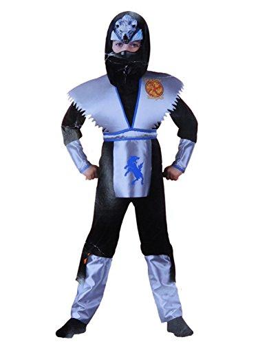 Shadow Ice Wolf Ninja Costume Deluxe Boy - Child (4-6)