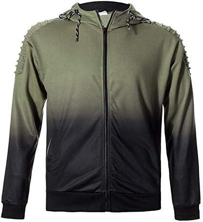 conjunto de chaqueta negra de cuero hombre