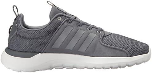 adidas Men's Cloudfoam lite Racer Running Shoe 12