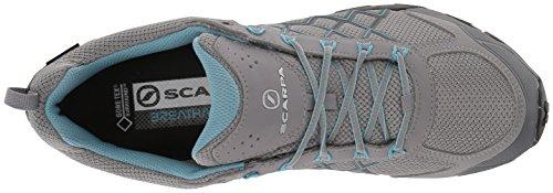 Grey Water Still Medium GTX Hydrogen Women's Mid Shoe Walking Scarpa Grey qgBw8c