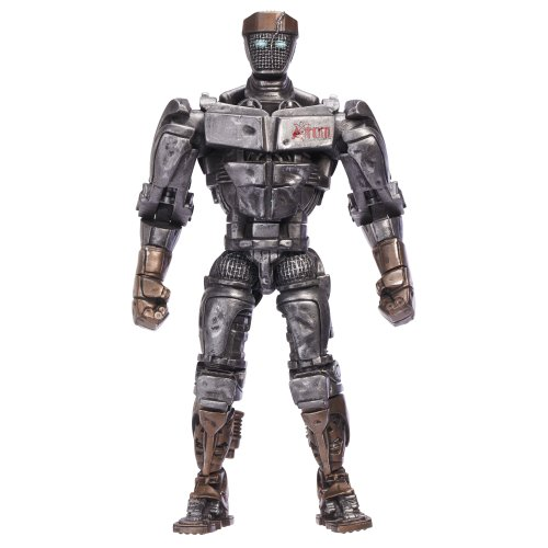 - Real Steel Deluxe Feature Figures Wave 1 Atom V1