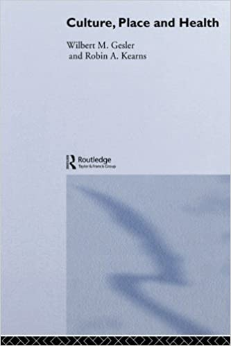 Culture/Place/Health (Critical Geographies) by Gesler, Wilbert M., Kearns, Robin A. (2001)